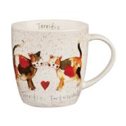 Alex Clark Terrific Tortoiseshells Cat Mug